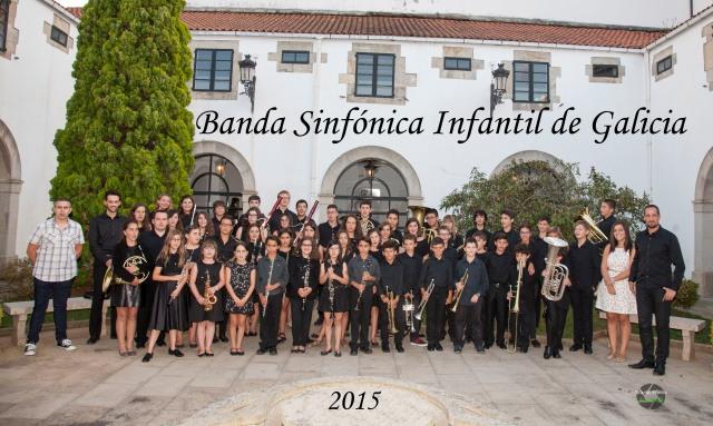 Sinfónica infantil 2015