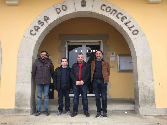 Banda Galicia. Reunion As Pontes
