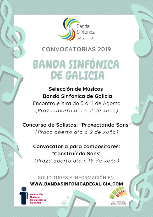 bsg. convocatoria 2019